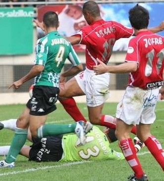 Jornada 7 REAL MURCIA 0-0 REAL BETIS (07/10/2007)